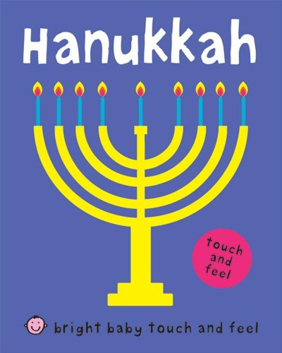 Hanukkah (Bright Baby,Touch And Feel)