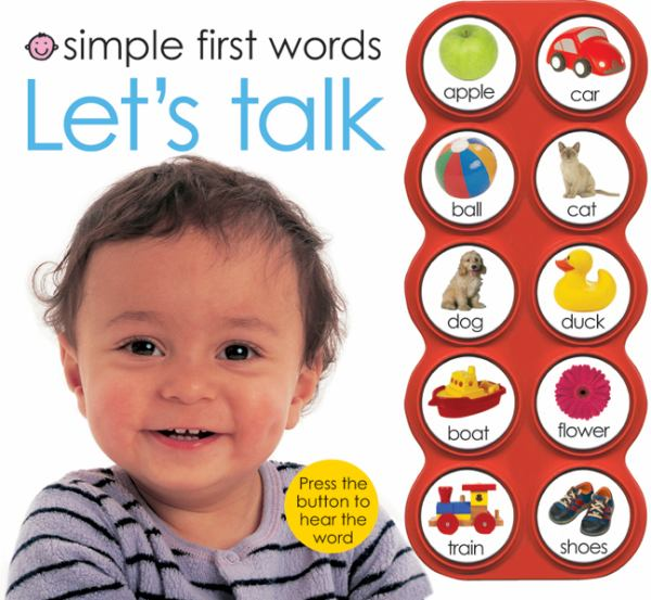 Let's Talk (Simple First Words)