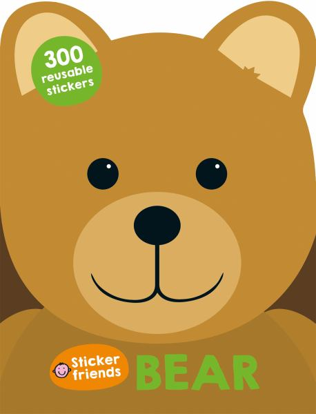 Bear (Sticker Friends)