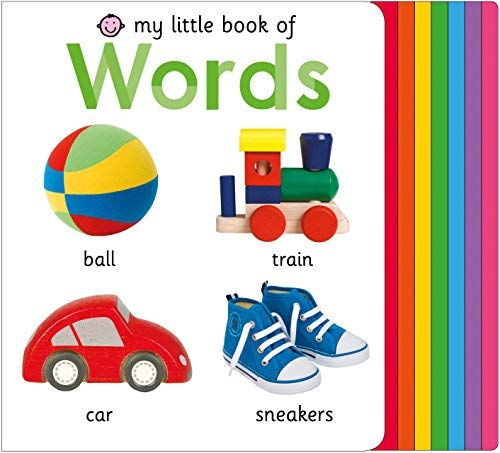 My Little Book of Words (My Little Books)