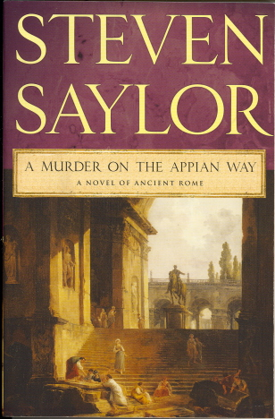 A Murder on the Appian Way (A Novels of Ancient Rome)