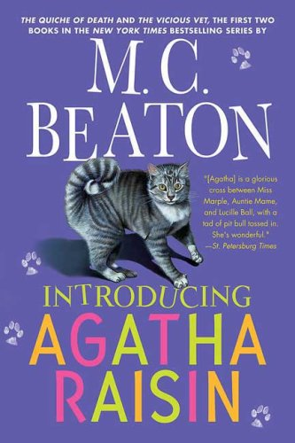 Introducing Agatha Raisin: The Quiche of Death/ The Vicious Vet