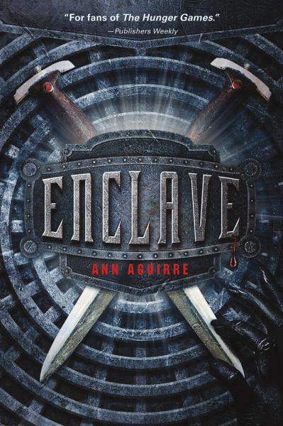 Enclave (Razorland, Bk 1)