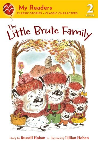The Little Brute Family (My Reader, Level 2)