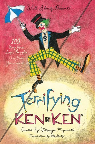 Will Shortz Presents Terrifying KenKen
