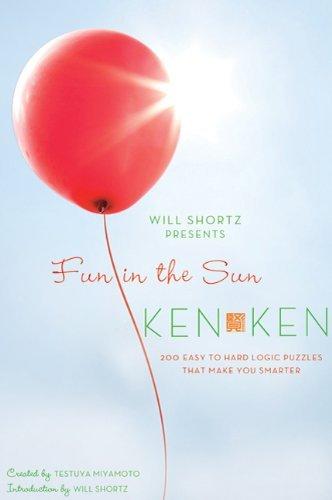 Will Shortz Presents Fun in the Sun KenKen