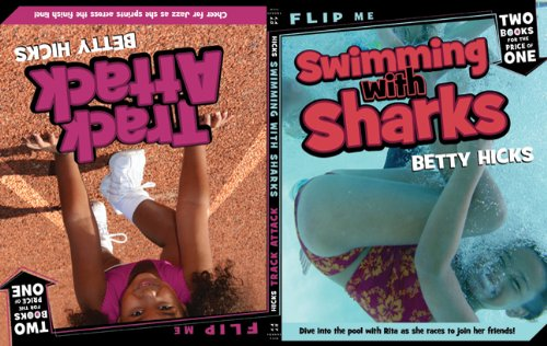 Swimming With Sharks/Track Attack (Flip Book)