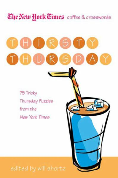 Thirsty Thursday (The New York Times Coffee and Crosswords)