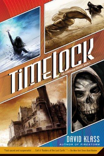 Timelock (The Caretaker Trilogy, Bk. 3)