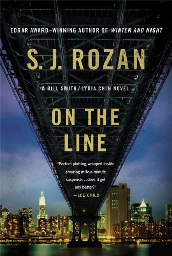 On the Line (Bill Smith/Lydia Chin Novels)