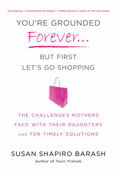 You're Grounded Forever... But First Let's Go Shopping