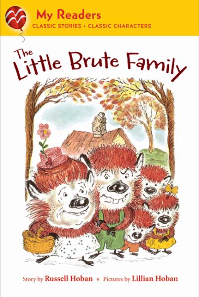 The Little Brute Family (My Readers, Level 2)
