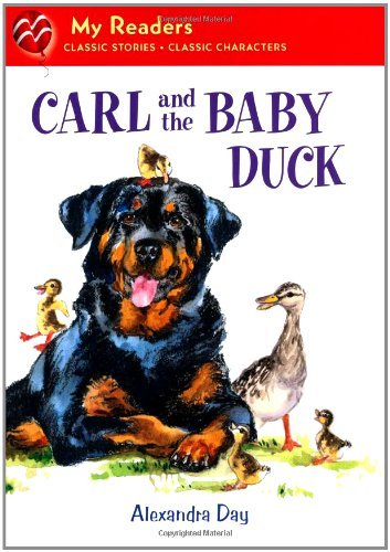 Carl And The Baby Duck (My Readers, Level 1)