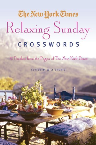 Relaxing Sunday Crosswords (The New York Times)