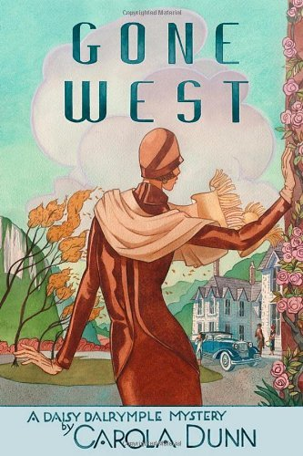 Gone West (Daisy Dalrymple Mysteries)