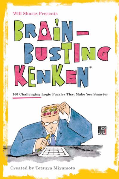 Will Shortz Presents Brain-Busting KenKen