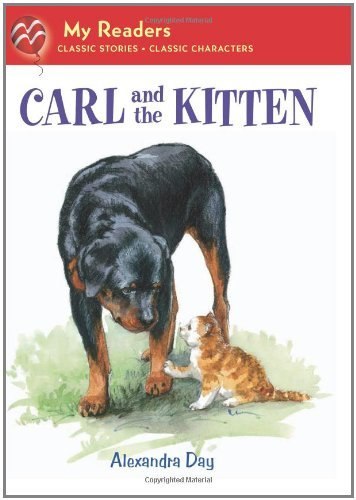 Carl And The Kitten (My Readers, Level 1)