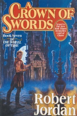 A Crown of Swords (Wheel of Time, Book 7)