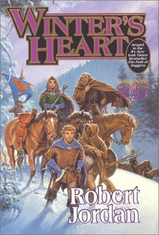 Winter's Heart (Wheel of Time, Book 9)