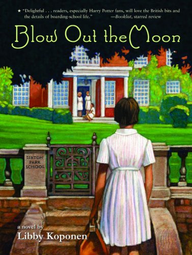 Blow Out The Moon