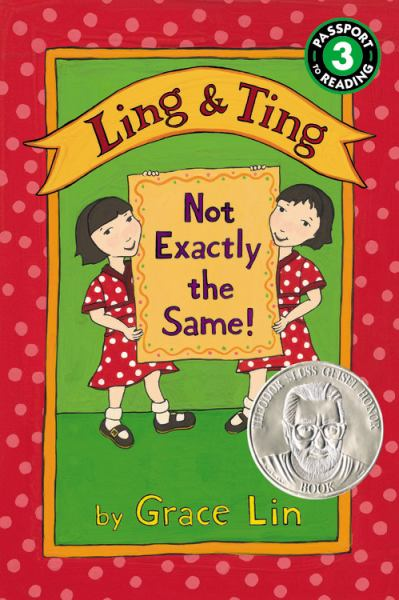 Ling & Ting: Not Exactly the Same! (Passport to Reading, Level 3)
