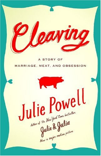 Cleaving: A Story of Marriage, Meat, and Obsession (Large Print)