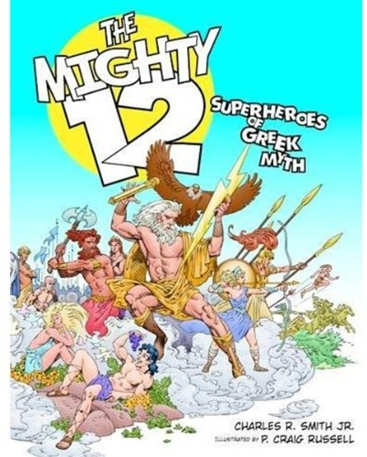 The Mighty 12 Superheroes Of Greek Myth