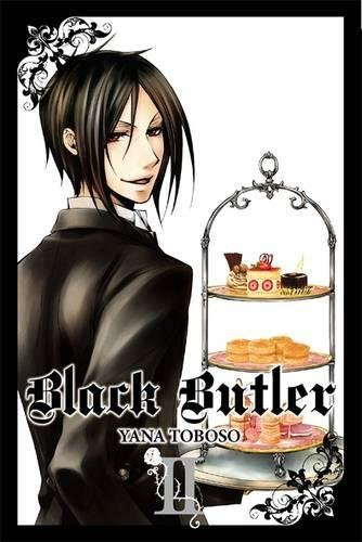 Black Butler (Vol. 2)