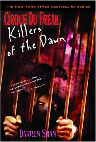 Killers Of The Dawn (Cirque Du Freak, Bk.9)