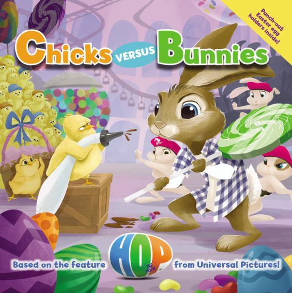 Chicks Versus Bunnies