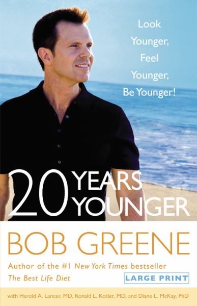20 Years Younger (Large Print)