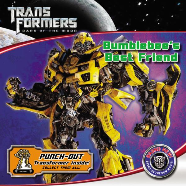 Bumblelee's Best Friend (Transformers Dark of the Moon)