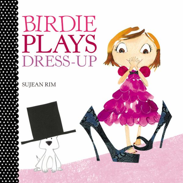 Birdie Plays Dress-Up