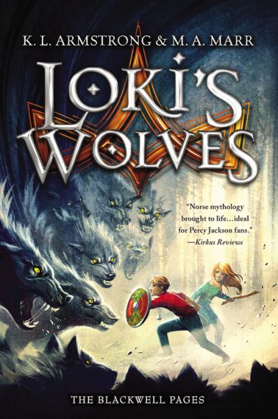 Loki's Wolves (Blackwell Pages, Bk 1)