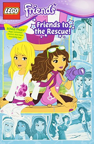 Friends to the Rescue! (LEGO Friends)