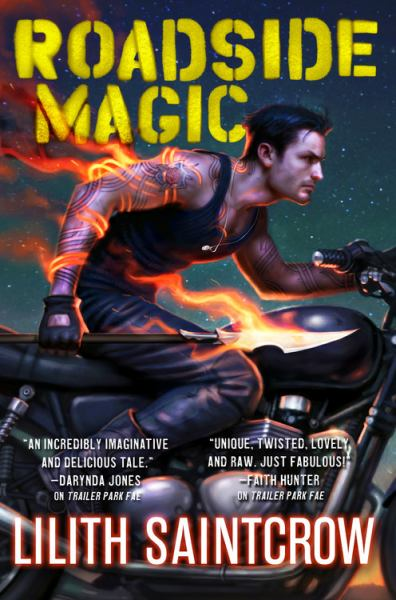 Roadside Magic (Gallow and Ragged, Bk. 2)