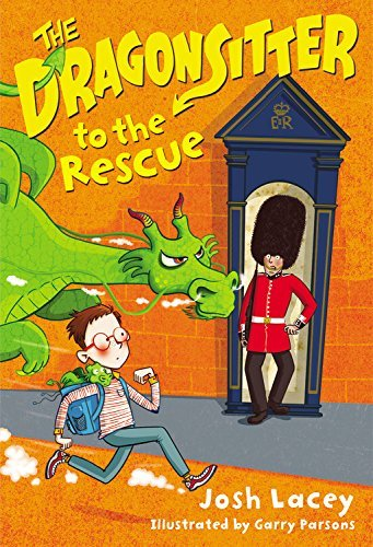 The Dragonsitter to the Rescue (The Dragonsitter, Bk. 6)
