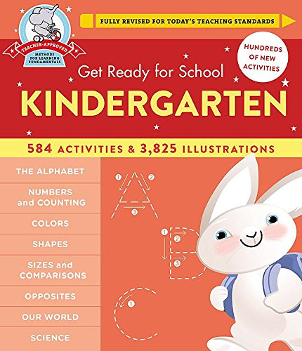 Kindergarten (Get Ready for School)