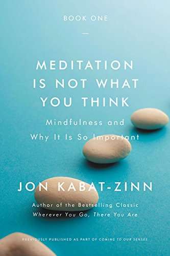 Meditation Is Not What You Think: Mindfulness and Why It Is So Important (Bk. 1)