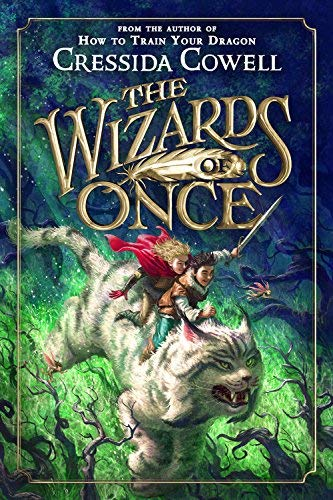 The Wizards of Once (Bk. 1, Large Print)