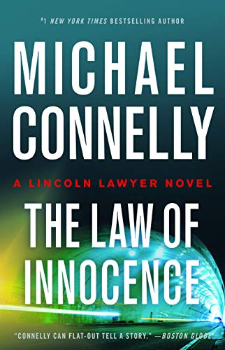 Law of Innocence (Lincoln Lawyer)