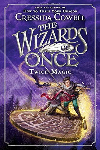 Twice Magic (The Wizards Once, Bk. 1)