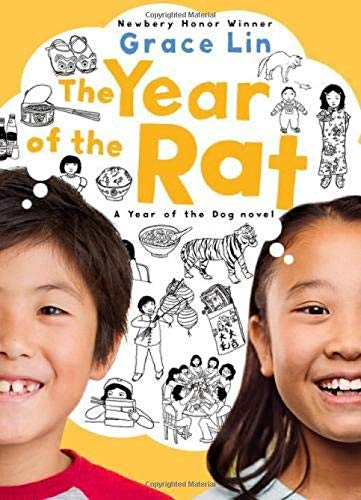 The Year of the Rat (Pacy Lin)