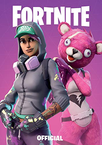 FORTNITE (OFFICIAL) Notebook (Purple)