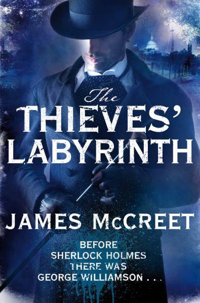 Thieves' Labyrinth (Albert Newsome 3)