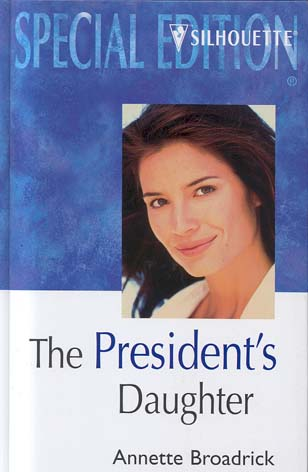 The President's Daughter (Large Print)