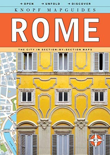 Rome (Knopf Mapguides)