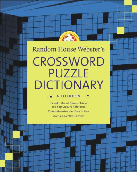 Random House Webster's Crossword Puzzle Dictionary (4th Edition)