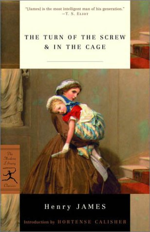 The Turn of the Screw/In the Cage