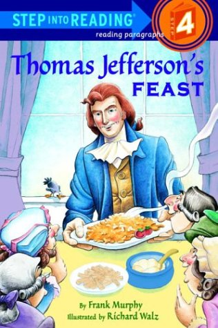 Thomas Jefferson's Feast (Step Into Reading, Step 4)